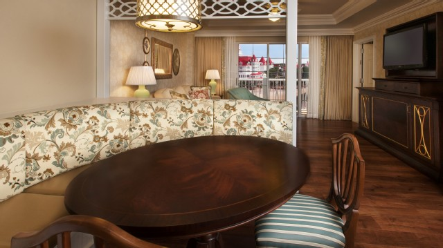 Villas At Grand Floridian 2 Bedroom Villa Lake View Gallery04 MilesGeek